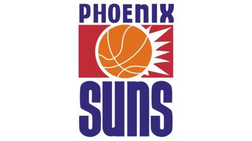 Phoenix Suns Logo Old