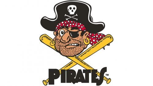 Pittsburgh Pirates Logo 1960