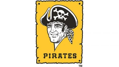Pittsburgh Pirates Logo 1968