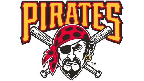 Pittsburgh Pirates Logo 1997