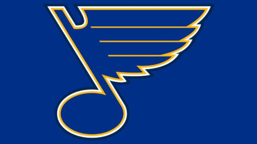 St Louis Blues Emblem