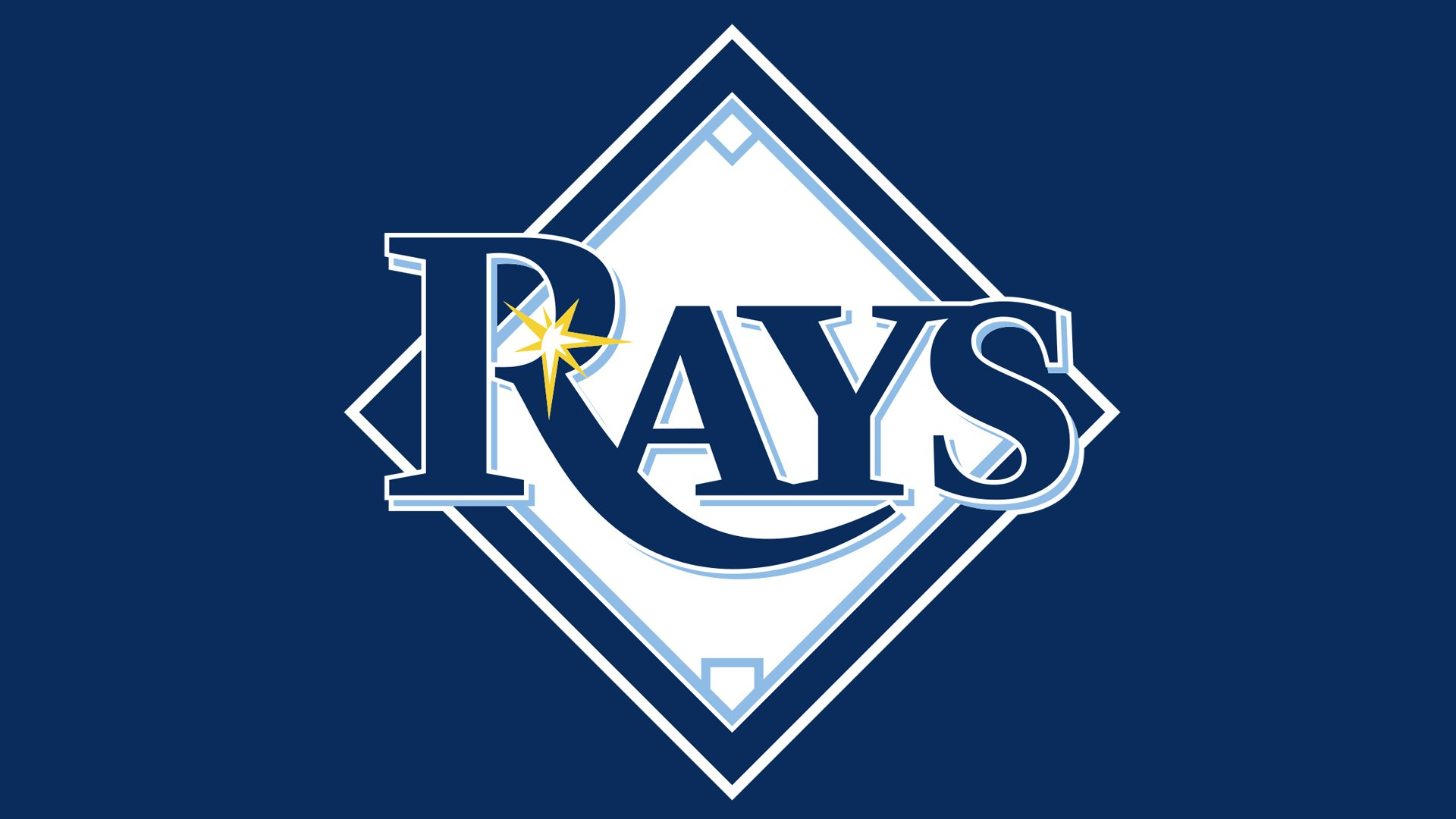 Meaning Tampa Bay Rays Logo And Symbol History And Evolution