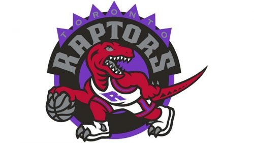 Toronto Raptors Logo 1995