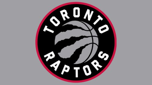 Toronto Raptors Logo Color