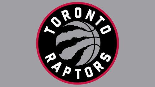 Toronto Raptors Logo Color