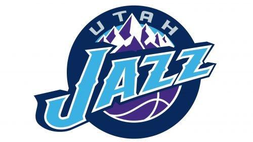 Utah Jazz Logo 2004