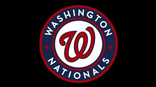 Washington Nationals Logo Color