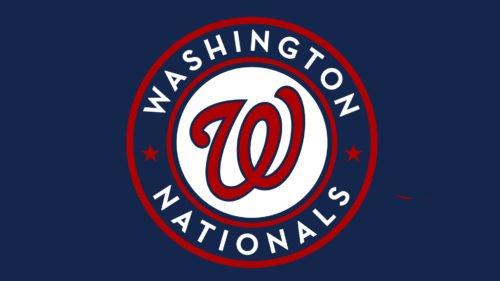 Washington Nationals Logo emblem