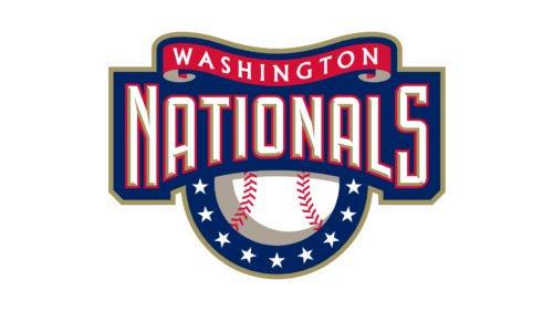 Washington Nationals Old logo