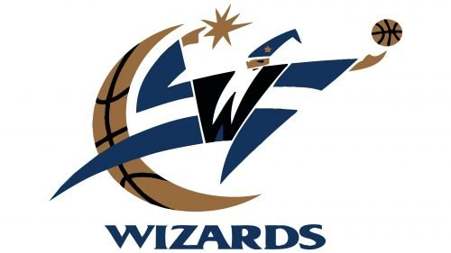 Washington Wizards Logo 1997