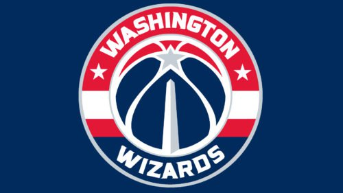 Washington Wizards Logo emblem