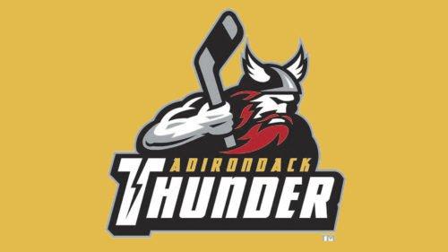 Adirondack Thunder hockey Logo
