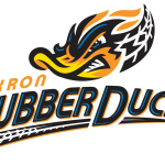 Akron RubberDucks Logo