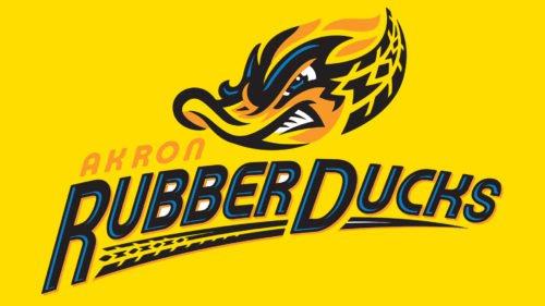 Akron RubberDucks emblem