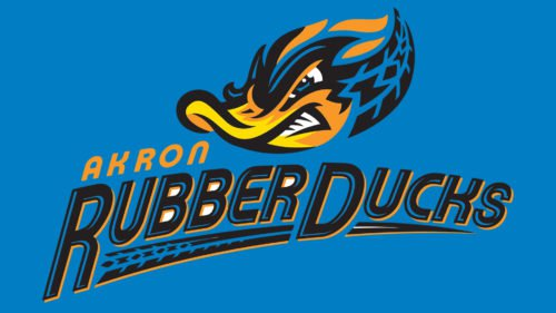 Akron RubberDucks symbol
