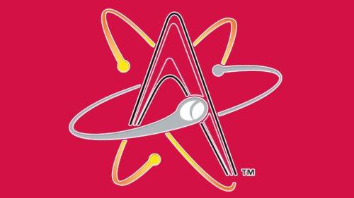 Albuquerque Isotopes baseball logo