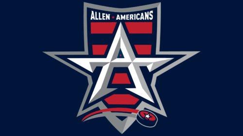 Allen Americans Emblem
