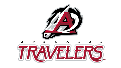 Arkansas Travelers Logo