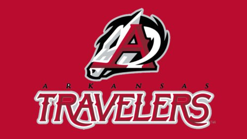 Arkansas Travelers emblem
