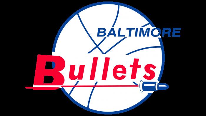 Baltimore Bullets Logo 1963