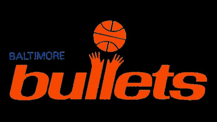 Baltimore Bullets Logo 1968