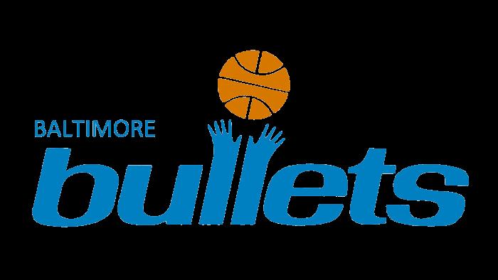 Baltimore Bullets Logo 1969