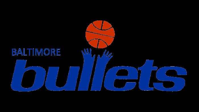 Baltimore Bullets Logo 1971
