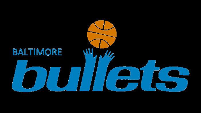 Baltimore Bullets Logo 1972