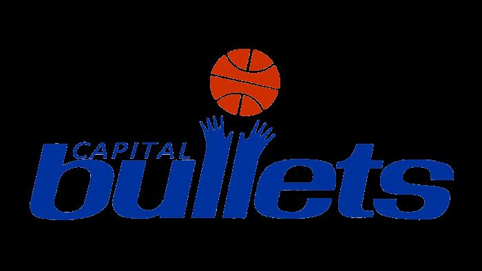 Baltimore Bullets Logo 1973