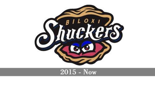Biloxi Shuckers logo history
