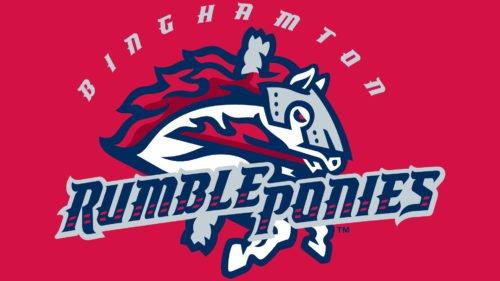 Binghamton Rumble Ponies emblem