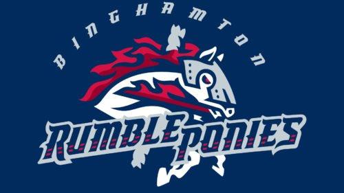 Binghamton Rumble Ponies symbol