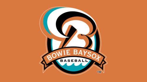Bowie BaySox Logo baseball
