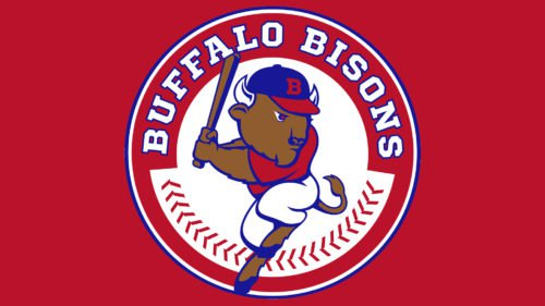 Buffalo Bisons baseball logo