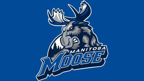 Color Manitoba Moose Logo
