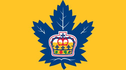 Color Toronto Marlies Logo