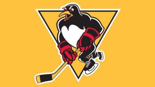 Color Wilkes-Barre Scranton Penguins Logo