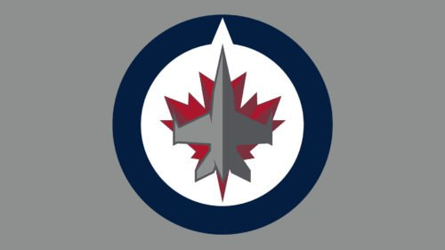 Color Winnipeg Jets logo