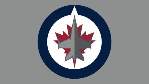 Color Winnipeg Jets logo