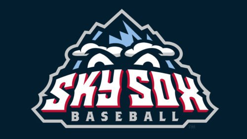 Colorado Springs Sky Sox baseball logo