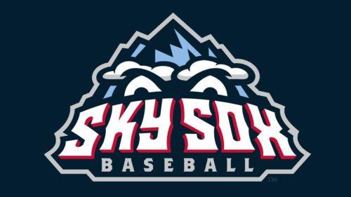 Colorado Springs Sky Sox baseball logo