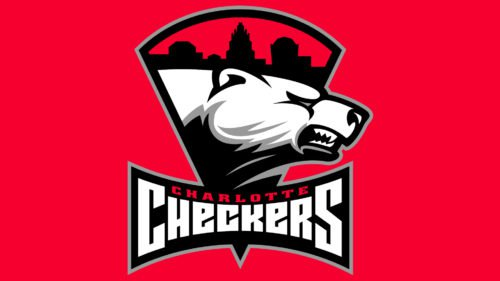 Colors Charlotte Checkers Logo