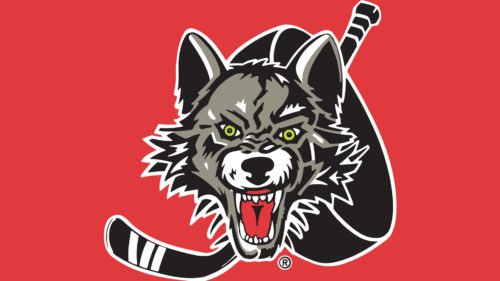 Colors Chicago Wolves Logo