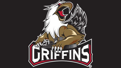Colors Grand Rapids Griffins Logo