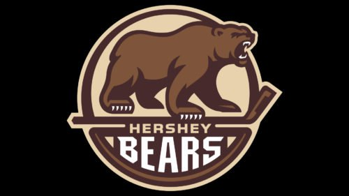 Colors Hershey Bears Logo
