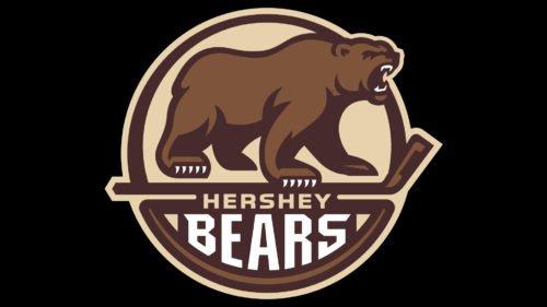 Colors Hershey Bears Logo