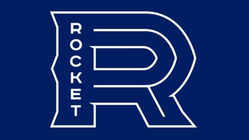 Colors Laval Rocket Logo