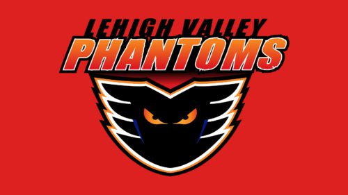 Colors Lehigh Valley Phantoms Logo