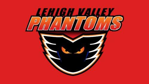 Colors Lehigh Valley Phantoms Logo