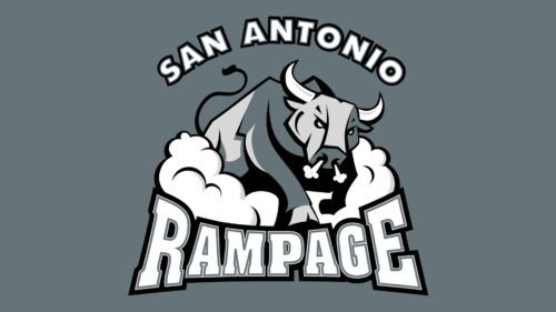 Colors San Antonio Rampage Logo
